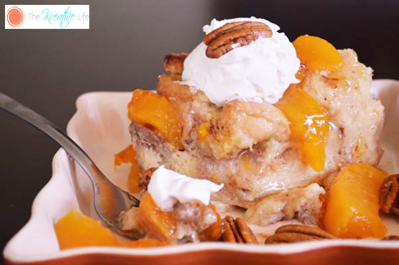 Loaded French Toast Casserole - The Kreative Life