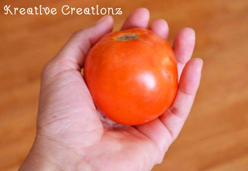 HOW TO SKIN A TOMATO FOR HOMEMADE TOMATO SAUCE - The Kreative Life