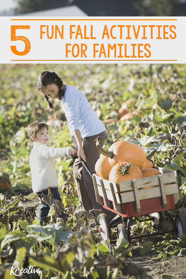 Fun Fall Activities for Families - The Kreative Life