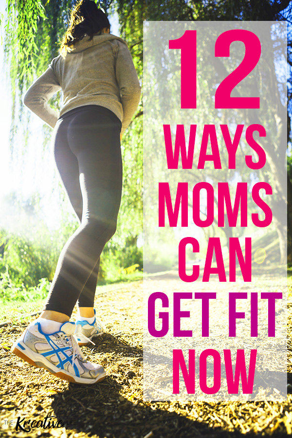 If you're looking for ways moms can get fit, these easy workouts for moms with toddlers or bigger kids are the creative workout routines that you need.