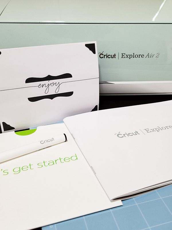 Crafting with the Cricut Explore Air 2